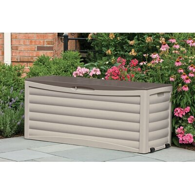 Suncast Resin Patio Storage Box at Sears.com