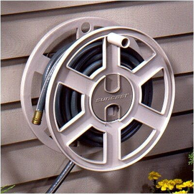 Suncast Sidewinder Hose Reel at Sears.com