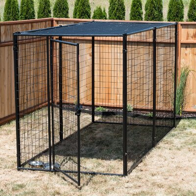 Alina? Modular Steel Yard Kennel