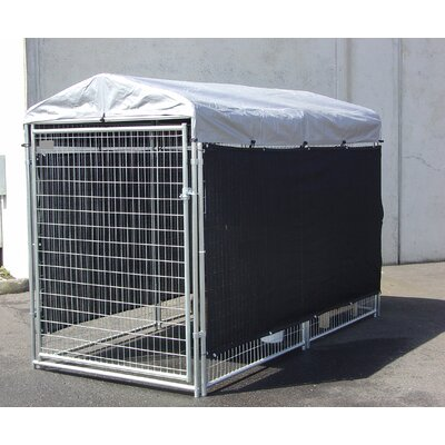 Lucky Dog Winter Screen Kit side cloth Size: 57 H x 288 W