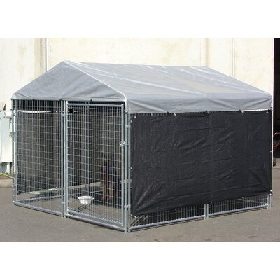 Lucky Dog Winter Screen Kit side cloth Size: 57 H x 408 W