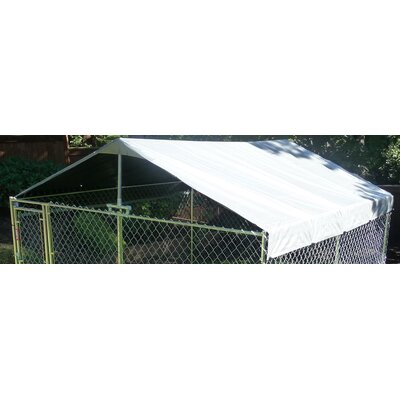 Weatherguard� Universal Steel Yard Kennel Cover