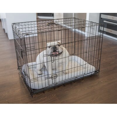 Lucky Dog Training Pet Crate Size: Small (27 H x 24 W x 36 L)