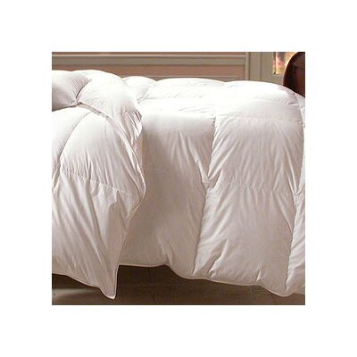 Bernina Lightweight Down Comforter Size: King