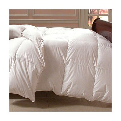 Bernina Midweight Down Comforter Size: Queen