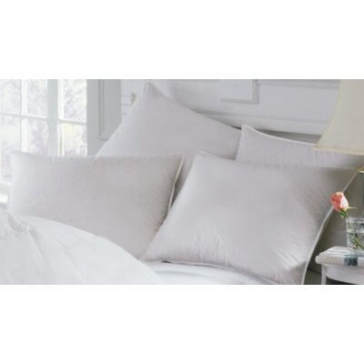 Centera Sandwich Down Pillow Size: Standard