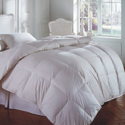 Cascada Lightweight Down Comforter Size: Super Queen