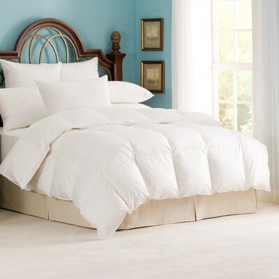 Nirvana 700 Lightweight Down Comforter Size: Queen