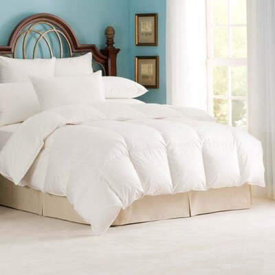 Nirvana 700 Midweight Down Comforter Size: King