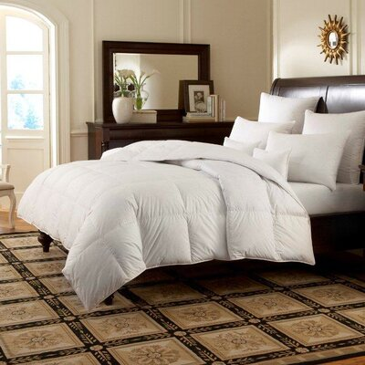 Logana Batiste Heavyweight Down Comforter Size: Twin