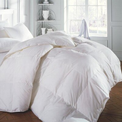 Sierra Comforel Midweight Down Alternative Comforter Size: Oversize Queen