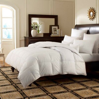 Logana Batiste Midweight Down Comforter Size: Twin