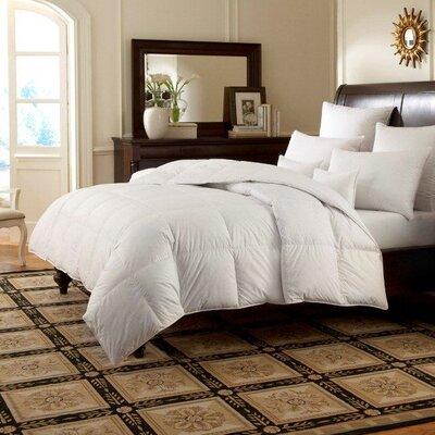 Logana Batiste Lightweight Down Comforter Size: Oversize Queen