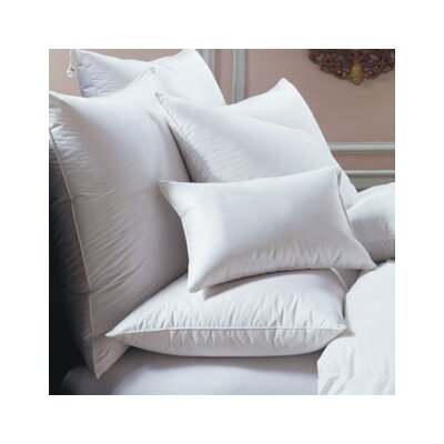 Bernina Euro 650 Goose Down Pillow Size: King