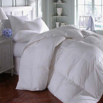 Innofil Midweight Down Alternative Comforter Size: King