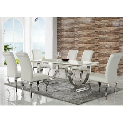 Accord 7 Piece Dining Set