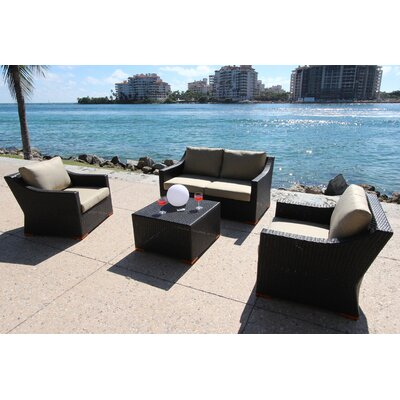 Marcelo Sofa Set Cushions 322 Item Photo
