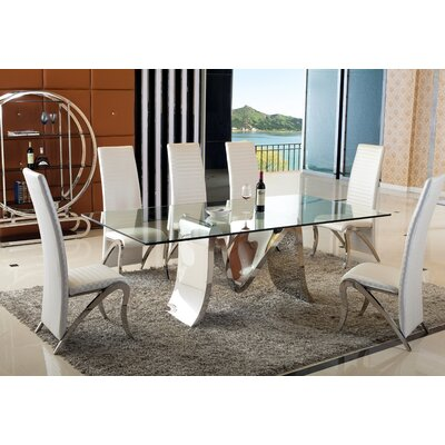 Milo 7 Piece Dining Set