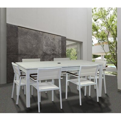 Avallon 7 Piece Dining Set