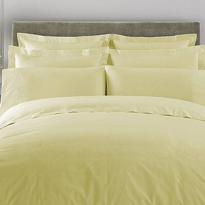 Letto Studio Bedding 300 Thread Count 100% Cotton Sheet Set Size: Full, Color: Gold