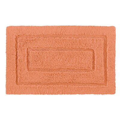 Robbie Bath Rug Size: 20 H x 32 W, Color: Blood Orange