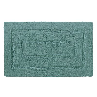 Robbie Bath Rug Size: 24 H x 40 W, Color: Emerald