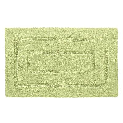 Robbie Bath Rug Size: 20 H x 32 W, Color: Kiwi