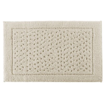 Sublime Bath Rug Color: Natural, Size: 20 W x 32 L