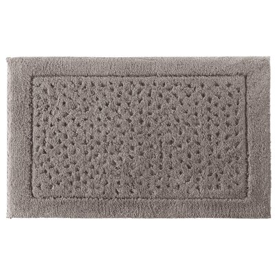 Sublime Bath Rug Color: Stone, Size: 20 W x 32 L