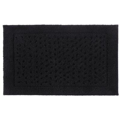 Sublime Bath Rug Size: 24 W x 40 L, Color: Black