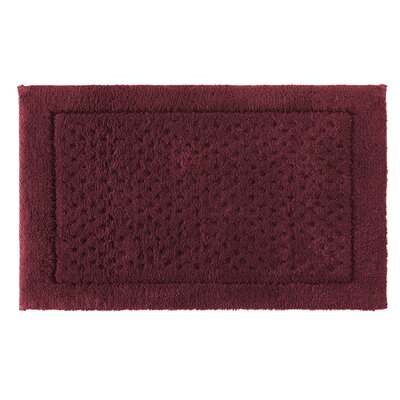 Sublime Bath Rug Size: 24 W x 40 L, Color: Carnet