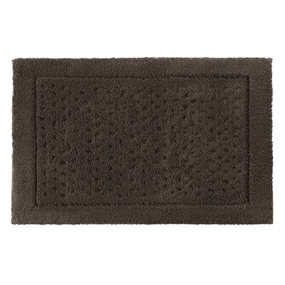 Sublime Bath Rug Size: 24 W x 40 L, Color: Dark Chocolate