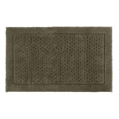 Sublime Bath Rug Size: 24 W x 40 L, Color: Eucalyptus