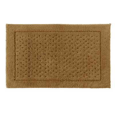 Sublime Bath Rug Size: 24 W x 40 L, Color: Golden