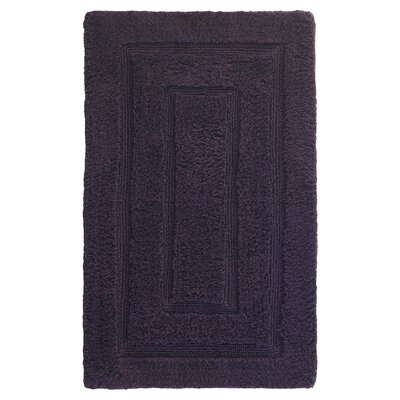 Kassadesign Bath Rugs Size: 20 H x 32 W, Color: Plum