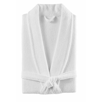 DuCap Bath Robe Color: White