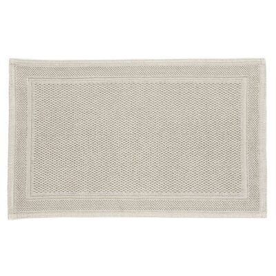 Athens Bath Rug Color: Marble Tan