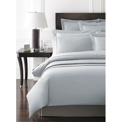 Rayon from Bamboo Duvet Cover Size: Twin, Color: Silver Sage