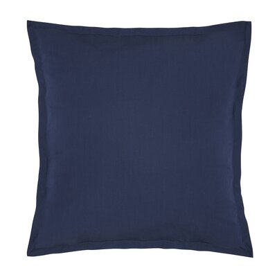 Lorimer Sham Color: Navy