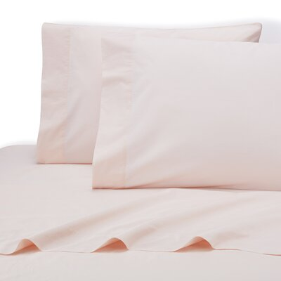 Lorimer Pillow Case Color: Dusty Rose, Size: Queen