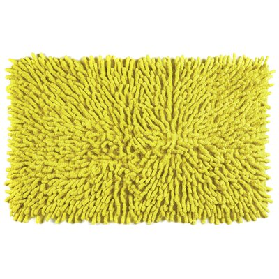 Bambini Basics Bath Rug Color: Sunshine