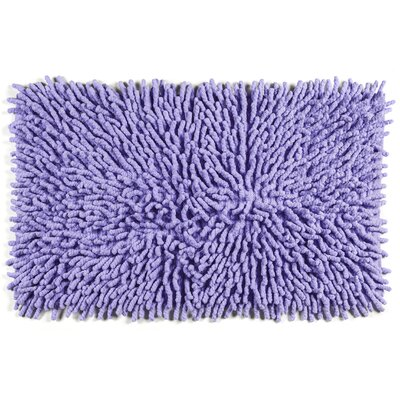 Bambini Basics Bath Rug Color: Violet