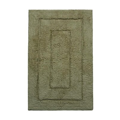 Kassadesign Bath Rugs Size: 20 H x 32 W, Color: Moss
