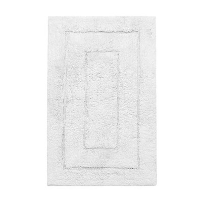 Kassadesign Bath Rugs Size: 24 H x 40 W, Color: White