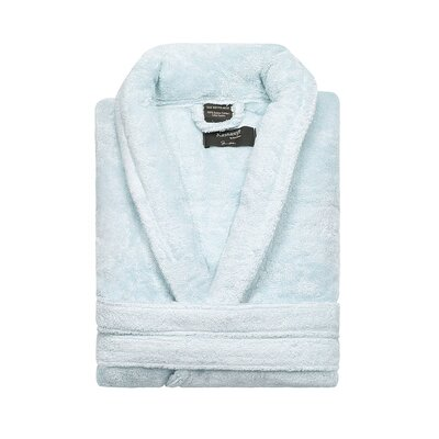 Kassasoft Bathrobe Color: Breeze