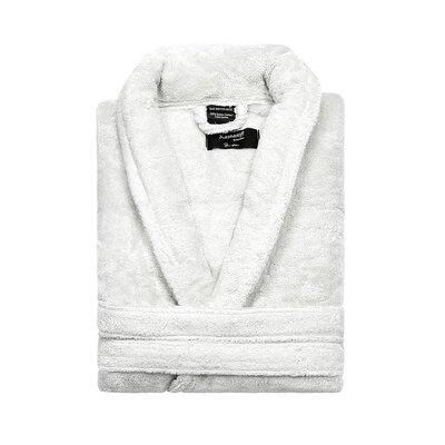 Kassasoft Bathrobe Color: White