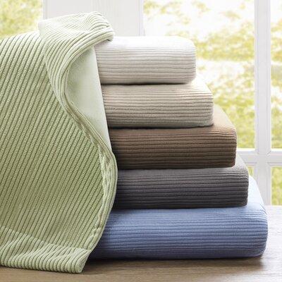 Electric Micro Fleece Heated Blanket by Beautyrest BR54-0412