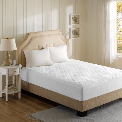 15 Heated Mattress Pad Size: Queen