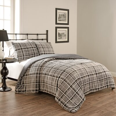 Casimir 3 Piece Comforter Set Size: King