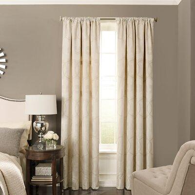 Odette Blackout Single Curtain Panel